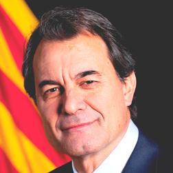 Presidente de la Generalitat de Catalunya desde el 2010